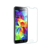 A0175 Explosion Proof  Front Premium Tempered Glass Screen Protector Protective Film Guard For Samsung Galaxy S5 i9600