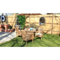 2014 patio furniture garden dining set chair and table