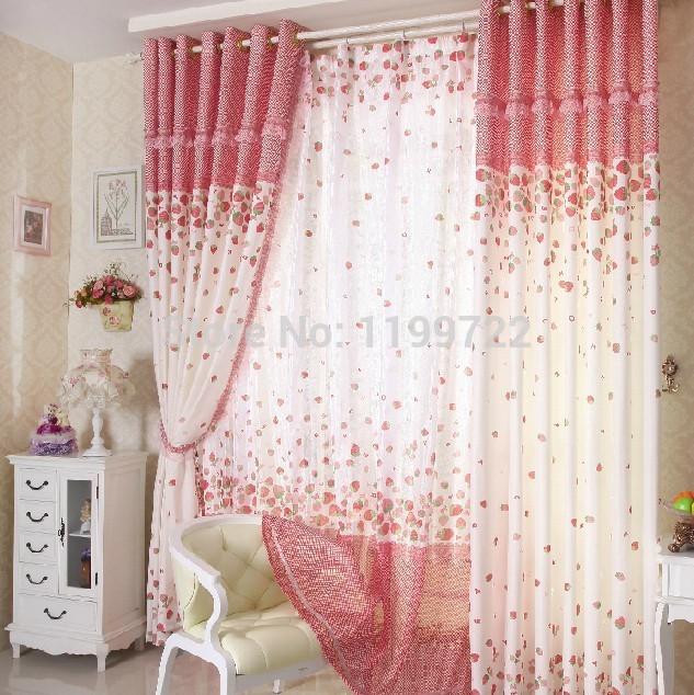 Light Pink Curtain Panels Promotion Online Shopping For Promotional Light Pink Curtain Panels On