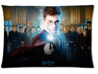 Harry Potter - Custom Unique Standard Size 20x30 Cotton Pillow Case