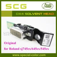 100% OriginaL & Gold Service!  Epson dx4 solvent printhead  For Roland SJ745ex/645ex/545ex/1045ex Printer