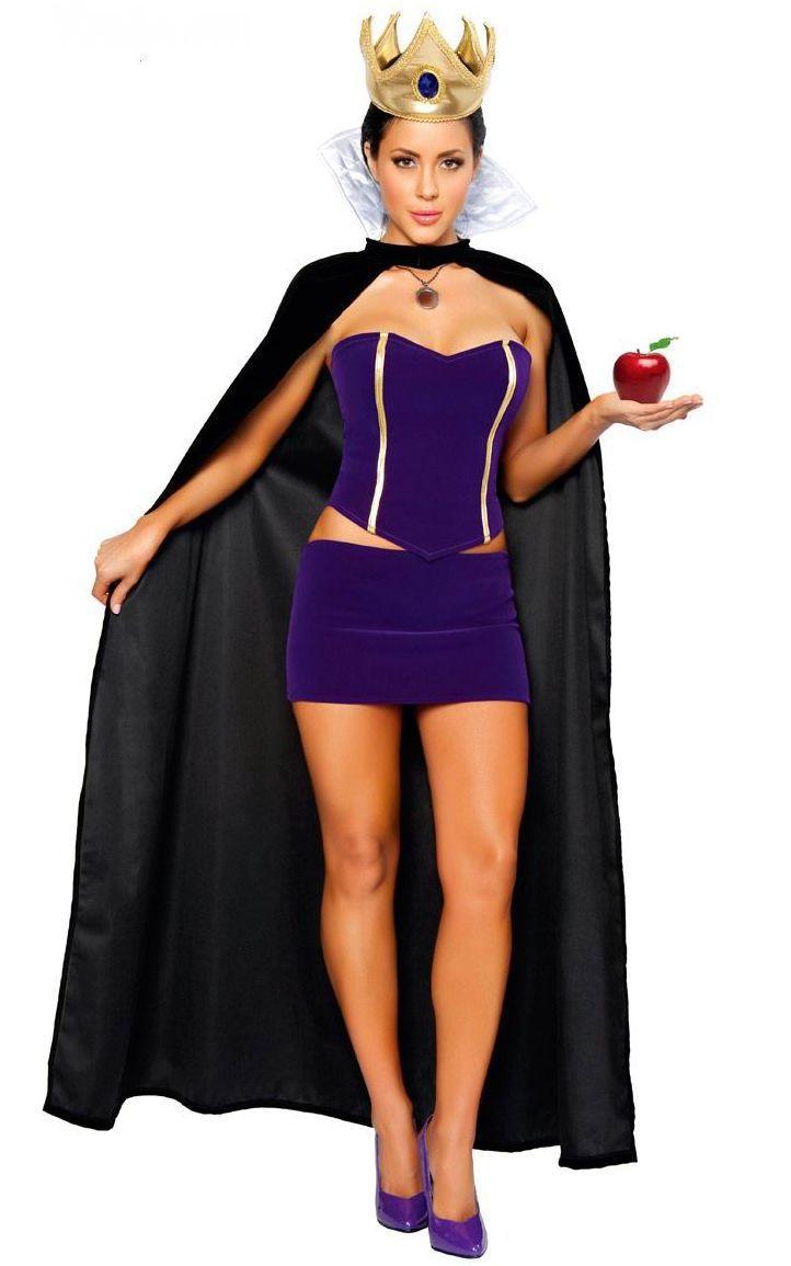 Snow White Evil Witch Costume Evil Snow White Queen