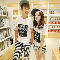 Women/men  ACNE Studios L NYG 23 Printing  short-sleeve T-shirt  cotton plus size available Tee Free shipping