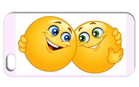 Amazon.com: 4E's Novelty 144 2 inch Temporary Emoji ... |Nice And Friendly Emoji