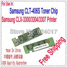 Compatible Samsung Clp-360 Toner Chip,Refill Chip For Samsung Clp-365 Toner,Chip For Samsung Clp 365 Toner Reset Chip,Clt-406