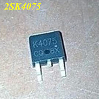 100pcs/lot    2SK4075    K4075   TO-252    IC   Free  Shipping