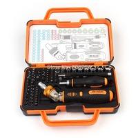 Free Shipping 69 in 1 Multipurpose Precision Screwdriver Set Hardware Tool Ratchet Effort 84903