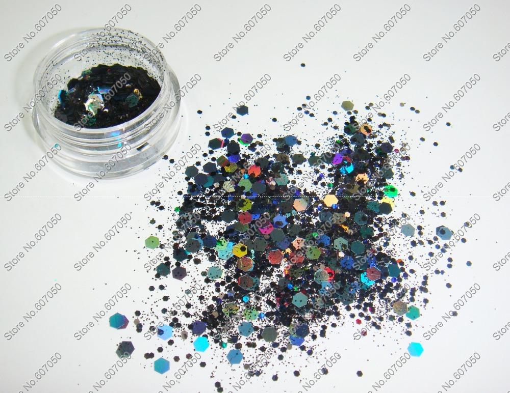 Блестки для ногтей No 20jars x DIY H3S-031