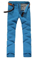 free shipping high quality men's pants , casual men haigh quality mens pants , fashion male pants 55