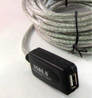 USB 2.0 Extension Cable 5M Lenght Active Repeater Cord