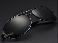 2014 Fashion sunglasses men High quality Polarized sunglasses brand designer sunglasses Driving Mirror
