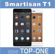 Original Smartisan T1 Quad Core Android 4.4(Smartisan OS) MSM8274AC 2.5GHz GSM/WCDMA JDI 4.95 Pixel Eyes 1920*1080 445 PPI(China (Mainland))