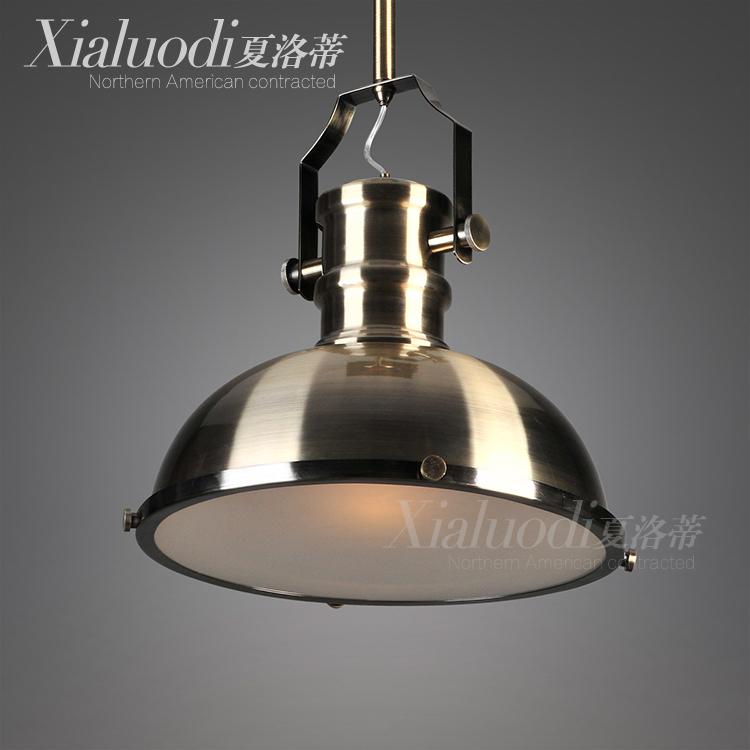 [ Charlotte ] Scandinavian minimalist loft miners American country style chandelier lighting fixtures Restaurant Bar Bar(China (Mainland))