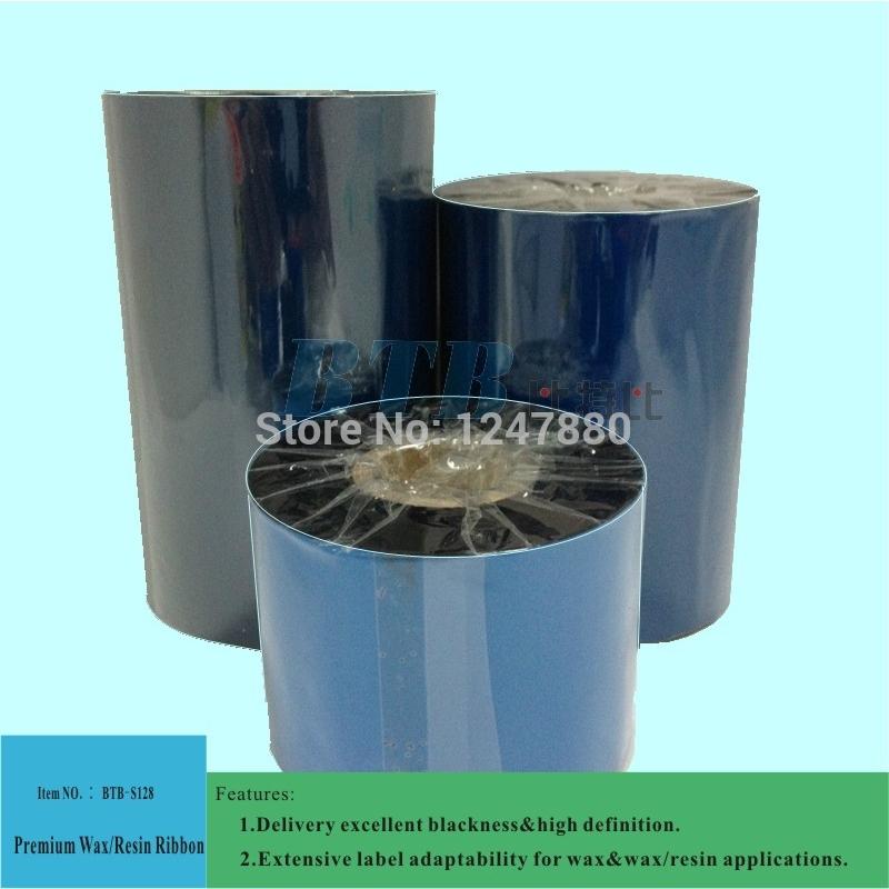 Color Resin Thermal Label Transfer Print Ribbons(China (Mainland))