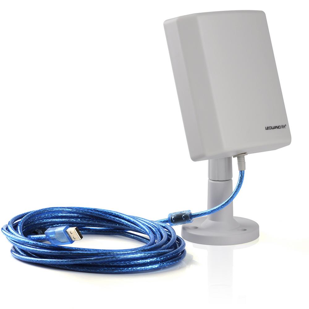 Usb wifi amplifier antenna promotion achetez des usb wifi for Antenne wifi exterieur