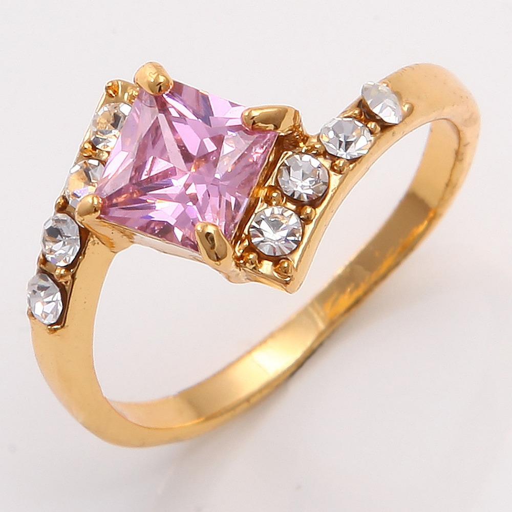 get cheap pink engagement ring aliexpress