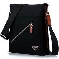 BJIAX brand Single male Korea edition tide leisure canvas bag new men shoulder bag man inclined bag, nylon bag
