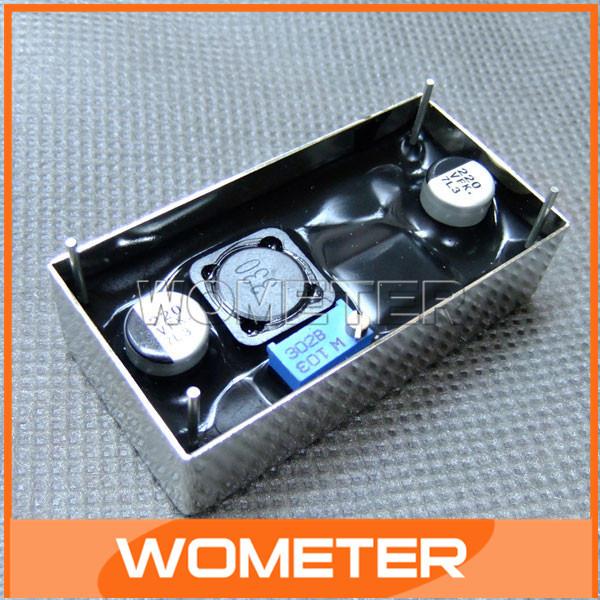 Инверторы и Преобразователи DC Buck Converter 4.5/35v DC 1,25 30 LM2596 #200403 DC to DC Converters