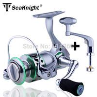 TeBen Brand CBS 300 Full Metal Saltwater fishing reel daiwa style spinning fishing reel 7+1BB  5.2:1 New 2014