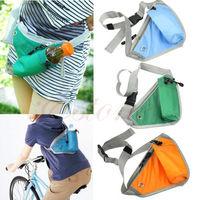 New Outdoor Hiking Waist Running Jogging Sport Bum Bag Pack Belt Storage Pouch