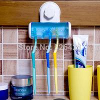 Novelty Bathroom Toothbrush SpinBrush Holder Stand 5 Set Wall Mount Hanger Hook