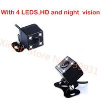 Free shiping Waterproof CCD HD night vision 360 degree car rear view camera