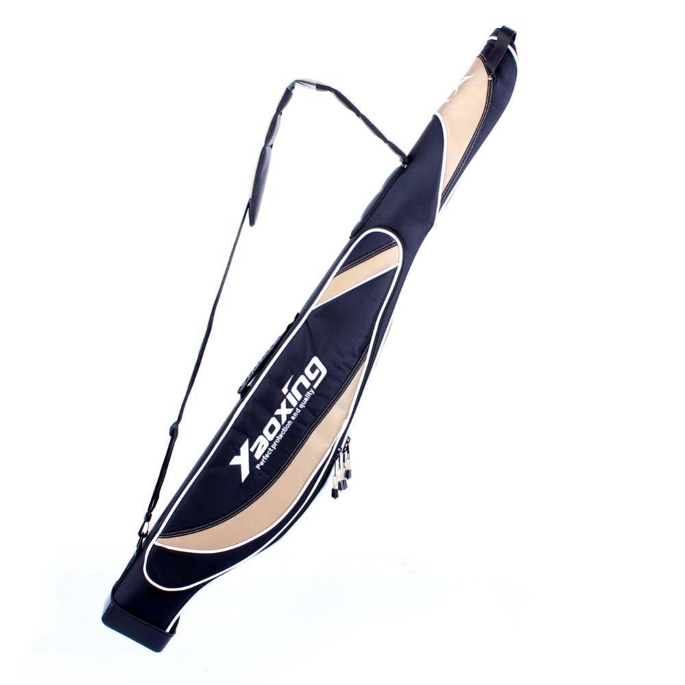 Fishing rod travel case promotion online shopping for for Fishing pole travel case