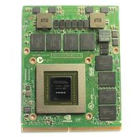 Laptop vga card NVIDIA Quadro K5000M N14E-Q5-A2 DDR5 4GB MXM A  Video Card for P170HM P150HM