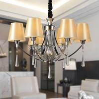 Wholesale Modern Simple Chandelier Light Fixture3L/5L/6L/8L Design Guaranteed 100%+Free shipping!