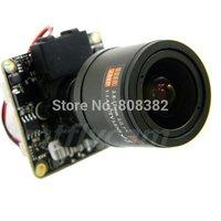 HD 720P 1MP IP Network 2.8-12mm Manual Focus Zoom 2 MP MTV Lens CCTV Board Camera H.264 30fps HI3518C Android IOS P2P,ONVIF