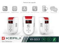 Natural gas detector fire alarm (KR-GD13)