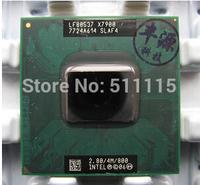 Free shipping   PGA original original needle Core Extreme Edition X7900 2.8/4M/800 support 965 SLA33 SLAF4