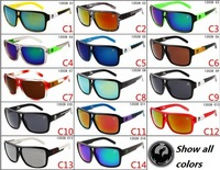 2014 Colorful dragon fashion sunglasses 12028