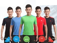 Men T Shirt Short Sleeve Quick-drying Outdoor Sports Jersey Mens Designer Casual T-Shirts Tee Shirt Slim Fit Tops M-3XL Size