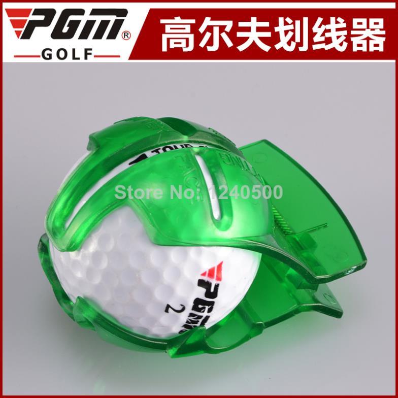 Golf Ball Logo Template Golf Ball Line Liner Marker Marks Template Alignment Tool