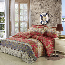 cotton bedding set promotion