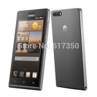 2014 New Original Huawei Ascend G6 SmartPhonoe Qualcomm MSM 8212 Quad Core 1.2GHz Dual Cameras 1GB+4GB 3G/2G WIFI Multi language