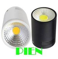7W 5W  LED Ceiling Lamp Surface Mounted COB mini panel light Warm White Cool White AC85V-265V Free shipping 1pcs