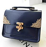 sold hot women handbag shouder bag tote bag  pu bag designer handbags high quality Flowers pattern  2014 Popular bags