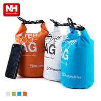Outdoor Waterproof Mesh Cloth Waterproof Bags Buggy Dry Bag For Canoe Kayak Rafting Camping Beach Swimming Mini Order 2L 5L
