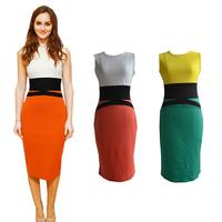 Fashion Uprising 2014 fashion slim hip slim one-piece dress pencil dress