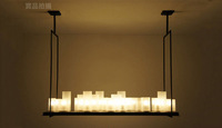 Modern Kevin Reilly Chandelier Hanging Pendant Lamp-Bar, restaurant-Free shipping (L90*W28*h98)