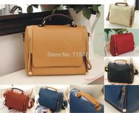 New Fashion Women's Shoulder Bags UK Crown Leather Handbag Messenger Bag