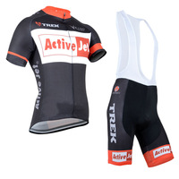 2014 Act Fast Shipping Nice Quality  Hot Selling Bicycle Jersey(Maillot)/Bib Short(Culot)/Made From High Quality Polyester