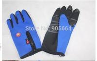 Free shipping.cheap quality men Gloves.Brand sports.warm long fingers gloves for women.racing,climbing.tough screen