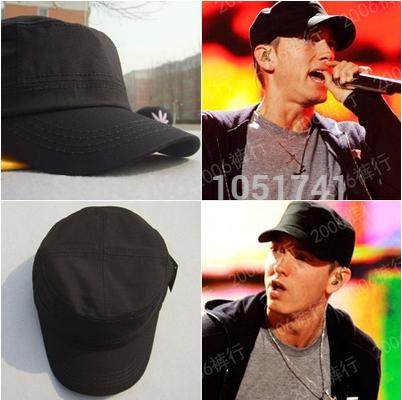 High quality Hot Sale New Fashion Caps Eminem Black Gratiffi Men Women Snapback Baseball Hip-hop B-boy Sport Hat Cheap(China (Mainland))
