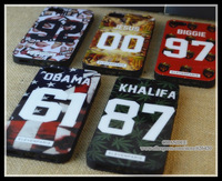 For Iphone 5 5s Brand Designer Elevenparis Number Digit Obama Khalifa Jesus Flag 97 87 Sports TPU Case Cover Cell Phone Shell