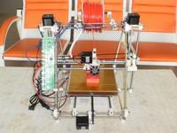 Freeshipping 3D printer machine kit diy high-precision high-speed support offline print(not assembled)
