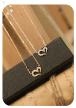 girls heart necklace reviews