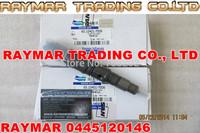Coommon rail injector 0445120146 for DAEWOO DOOSAN 65.10401-7006